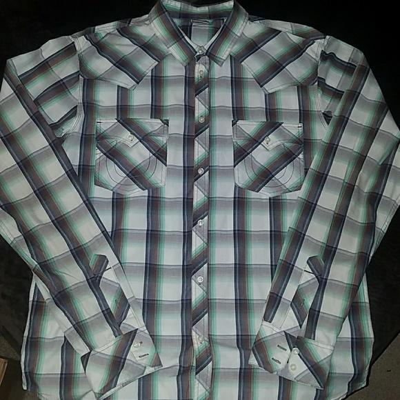 True Religion Other - True Religion shirt